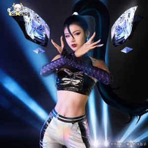 Cosplay Kai'Sa K/DA All Out League of Legends LOL – Cosmore