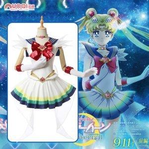 Cosplay Usagi Tsukino Sailor Moon Eternal – Nuoqi