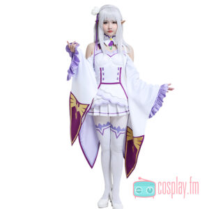 Cosplay Emilia RE:Zero – Cosplay.fm