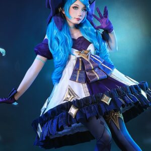 Cosplay Gwen League of Legends LOL – Delusion3